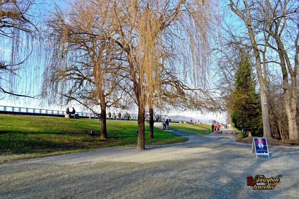 Parcul Central, Târgu Jiu
