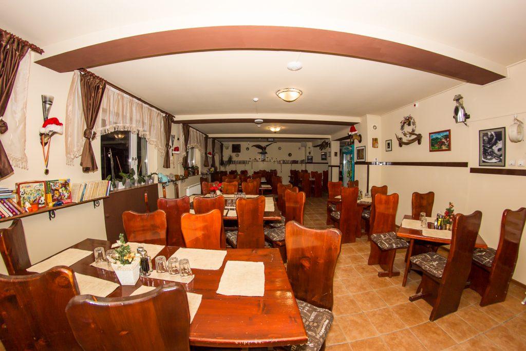 Restaurantul Cabanei Edelweiss, arhivă foto cabană
