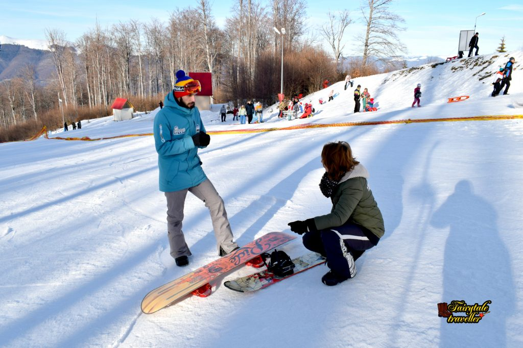 Cunoașterea echipamentului de snowboard
