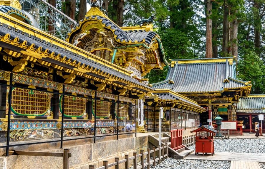 Complex Toshogu, Japonia; sursa: https://allabout-japan.com